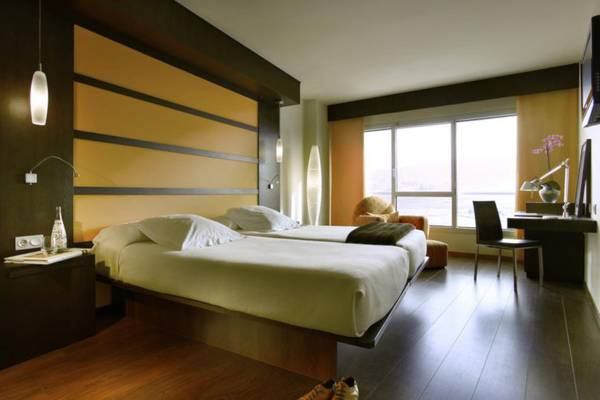 Double room for individual use Hotel Abades Nevada Palace 4* in Granada