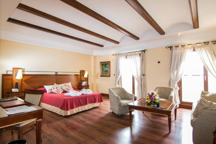 Zimmer Abades Guadix 4* Hotel Guadix