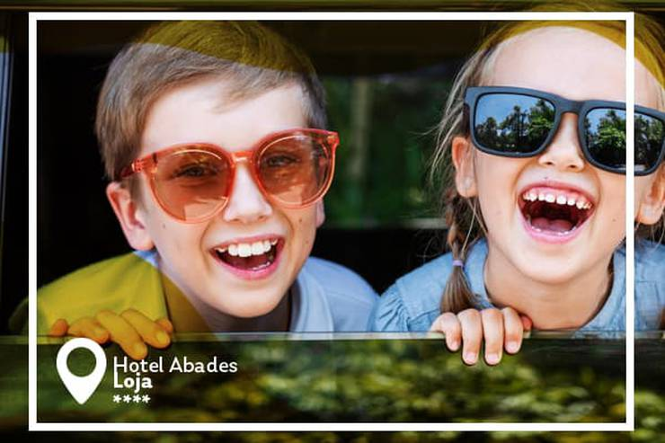 Kids Stay Free Deal and Early Booking - Summer 2020 Abades hotéis