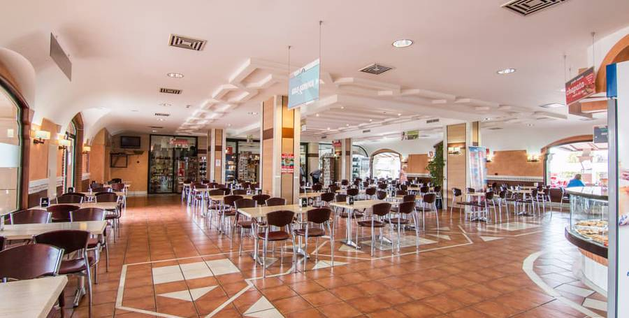 Cafeteria abades guadix 4* hotel