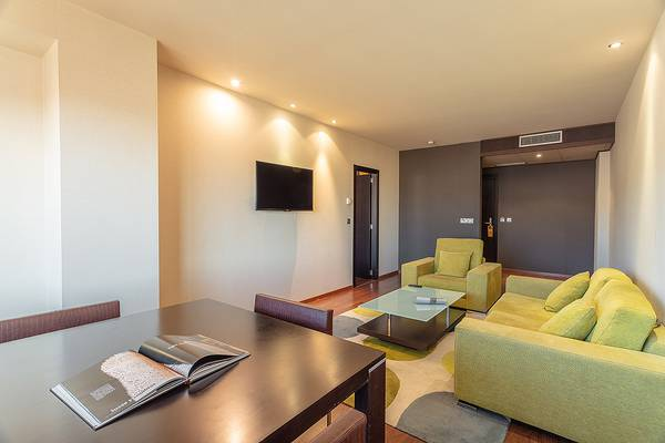 Junior Suite Abades Nevada Palace 4* Hotel in Granada