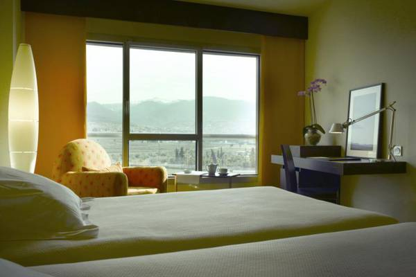 Double room Hotel Abades Nevada Palace 4* in Granada