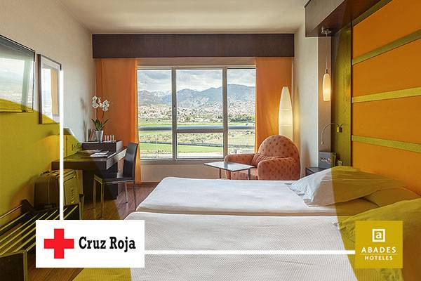 Giving tuesday hotel abades loja 3*