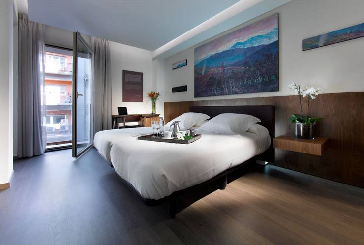 Double room single use hotel abades recogidas 4* granada
