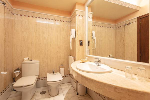 Double room for individual use Abades Guadix 4* Hotel in Guadix