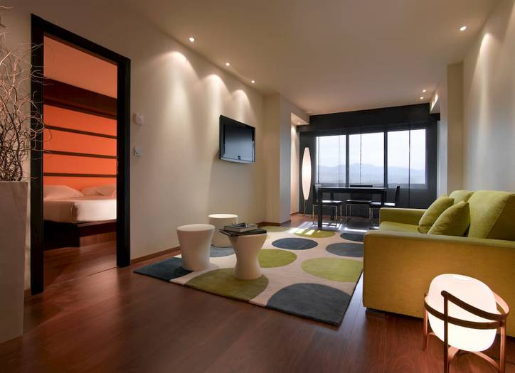 Junior suite hotel abades nevada palace 4* granada