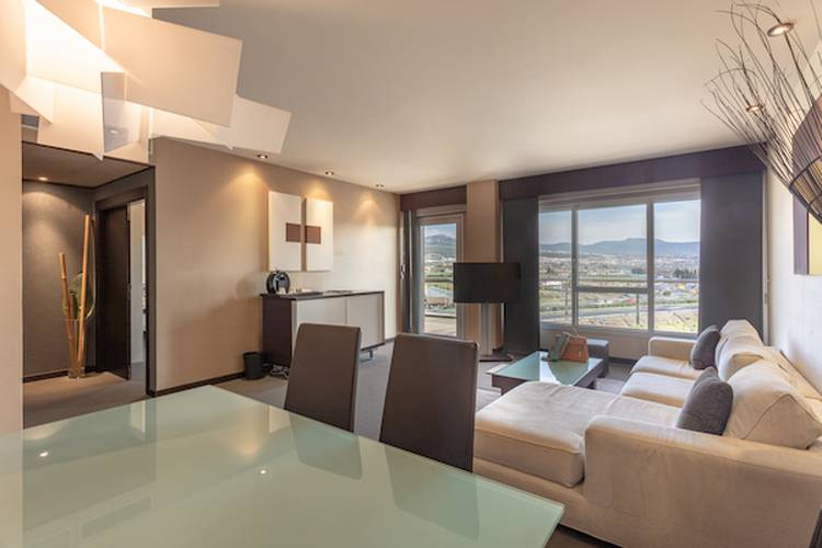 Priviledge junior suite abades nevada palace 4* hotel granada
