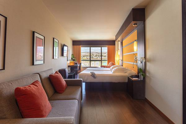 Superior double room Abades Nevada Palace 4* Hotel in Granada