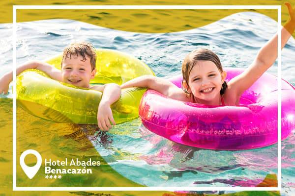 Kids stay free deal and early booking - summer 2020 abades benacazón 4* hotel