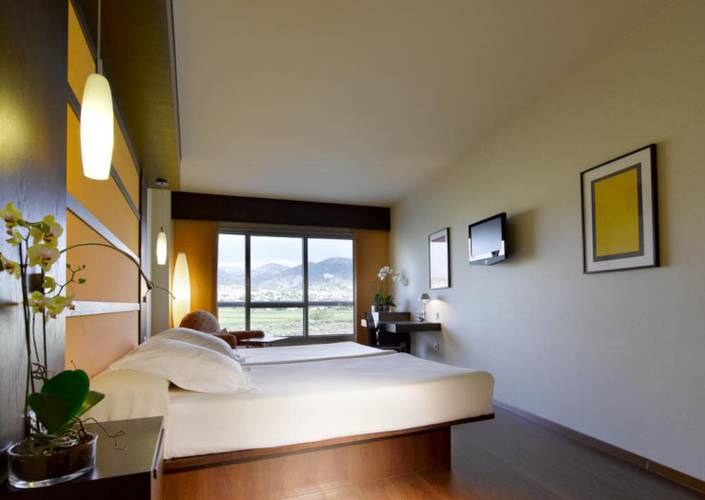 Double room plus extra bed (3 adult) Hotel Abades Nevada Palace 4* Granada