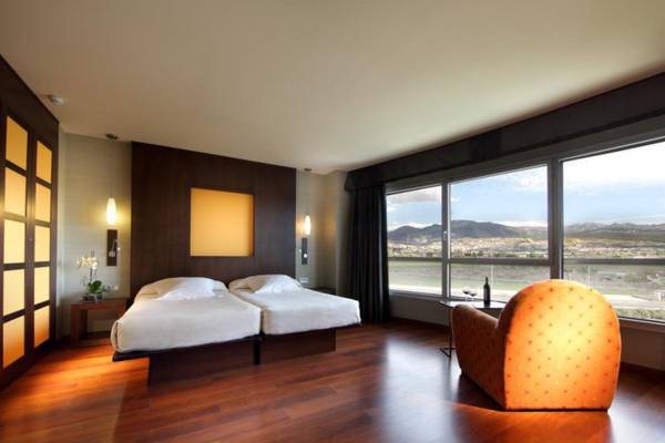Double room plus extra bed (2 adult + 1 child) Abades Nevada Palace 4* Hotel in Granada