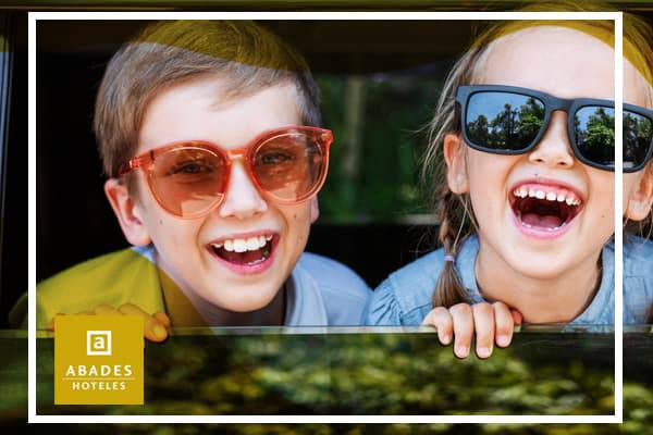 Kids Stay Free Deal and Early Booking - Summer 2020 Abades Hotels