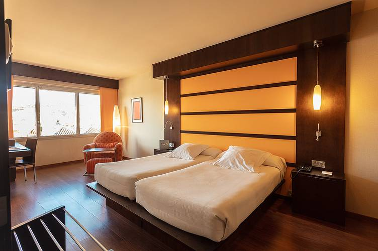 Chambre double hôtel abades nevada palace 4* grenade
